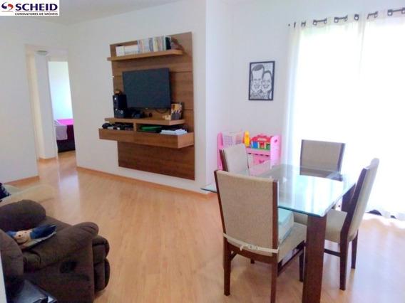 Lindo Apartamento -aceita Permuta Por Outro Maior - Na Região ! - Mc7314