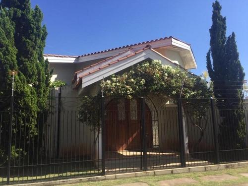 Casa Com 4 Dormitórios À Venda, 562 M² Por R$ 1.400.000 - Jardim Paulistano - Sorocaba/sp - Ca0045 - 67640140