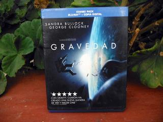 Gravedad - Bluray