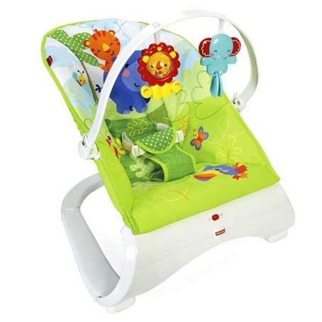 Silla Mecedora Fisher Price Mattel Kr34