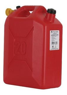 Bidón, Garrafón Para Gasolina Agua Quimicos 20 Litros 2 Pack