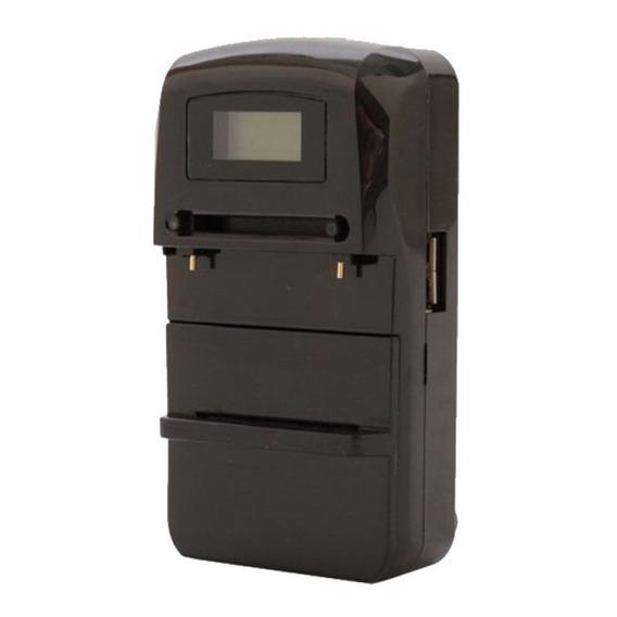 Carregador De Bateria Litio Bivolt Vivitar Mod.vivsc2100b