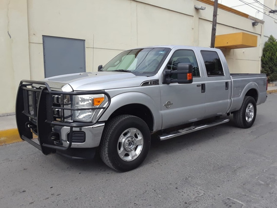 Ford F-250 Diesel S.duty Xlt 4x4 Doble Cabina Mod.2012