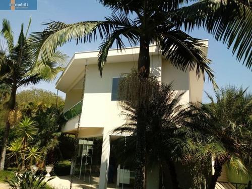 Imagem 1 de 15 de Casa Completa - Gv18986