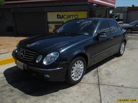 Mercedes Benz Clase E 240 Elegance - Automatico