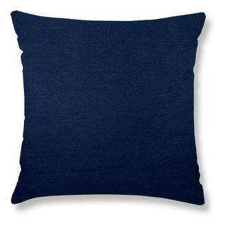 Capa 45 X 45 Cm Mint Jacquard Azul Lartex