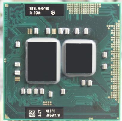 Intel I3 350m @ 2.26ghz 1ª Primeira Geração Para Notebooks