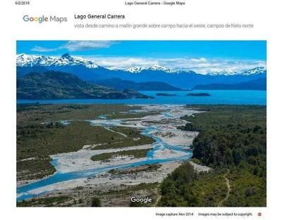 Lago General Carrera, Aysen B