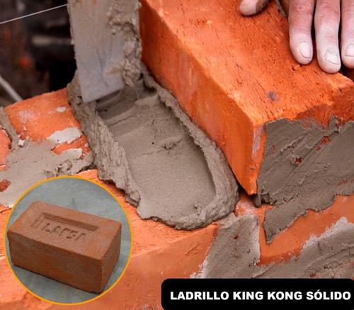 Imagen 1 de 1 de Ladrillo Artesanal Kk Solido