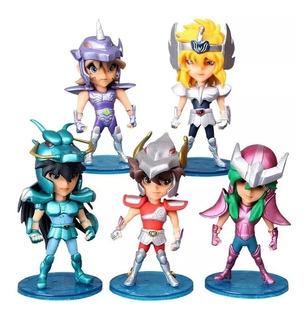 Figuras De Los Caballeros Del Zodiaco