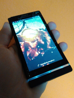 Celular Smartphone Sony Ericsson Lt26i Leia O Anuncio