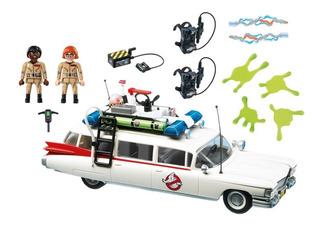 Playmobil Auto Cazafantasmas Ecto-1 Int 9220 Original Intek
