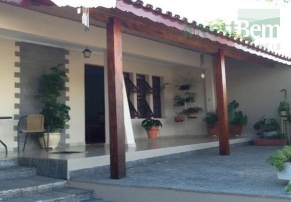 Casa Residencial À Venda, Parque Nova Suiça, Valinhos. - Ca0271