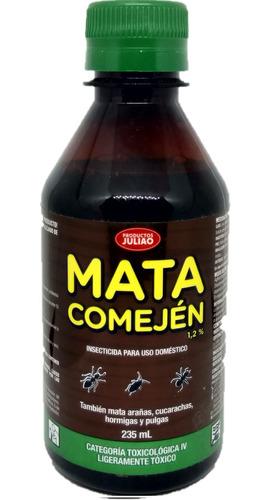 El Mata Comején, Hormigas Y Pulgas X235ml