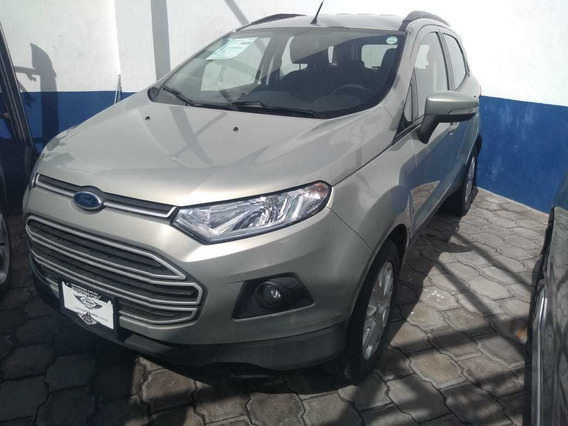 Ford Ecosport 2.0 Trend Mt 2016