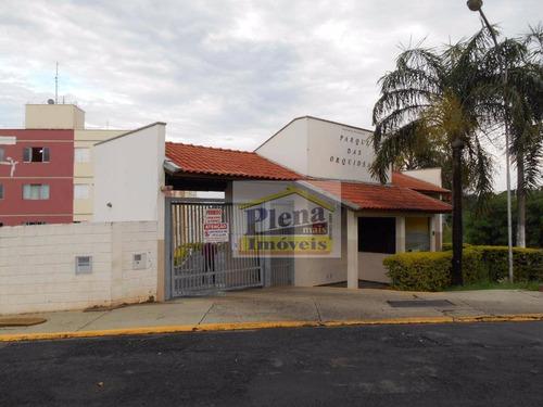 Imagem 1 de 13 de Apartamento  Residencial À Venda, Jardim Marchissolo, Sumaré. - Ap0468