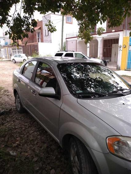 Chevrolet Aveo 20011 4 Puertas At Lt