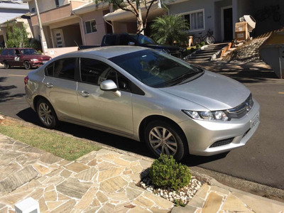 Honda Civic 1.8 Lxs Flex Aut. 4p 2016