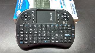 Mini Teclado Inalambrico Pad Mouse Pc Smart Tv Android Slim