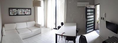 Departamento De Un Dormitorio Con Cocina Independiente Y Muy Bien Equipado