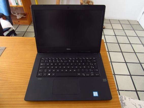 Notebook Dell Latitude 3480 I7-7500u 7ª 8gb Ram 480gb Ssd