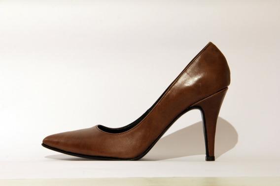 Zapato Stiletto Cuero Pepe Cantero