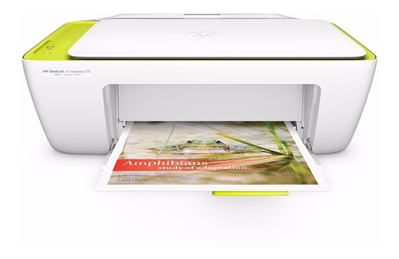 Impresora Todo En Uno Hp Deskjet Ink Advantage 2135