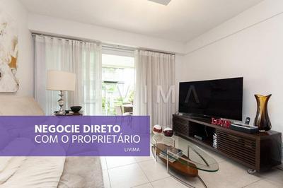 Incrível Apartamento 3 Suítes À Venda Em Ipanema - Ap0402