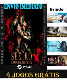 Sekiro: Shadows Die Twice Pc Original Steam