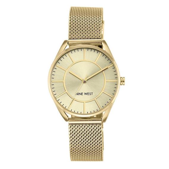 Reloj Nine West Para Mujer Modelo: Nw1922chgb Envio Gratis