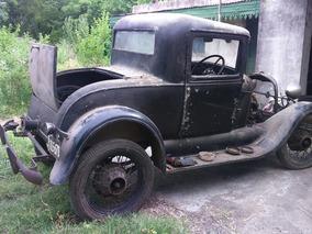Ford Ford A 1927 Tres Ventanas 1927