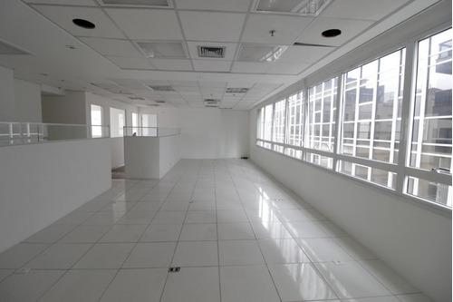 Conjunto Para Alugar, 100 M² Por R$ 7.150/mês - Paraíso - São Paulo/sp - Cj0081