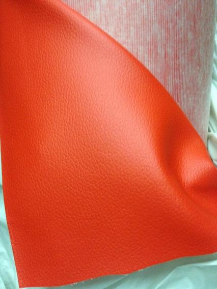 Lona Cuerina Con Jersey Plavinil Colores Lisos Pla1320