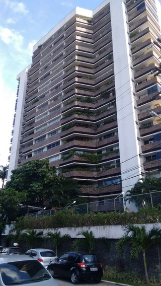 Apartamento 5 Quartos Sendo 2 Suítes No Monteiro