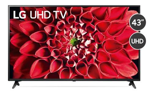 Imagen 1 de 5 de Televisor 43  LG 4k Smart Tv  - 43un711c0sa