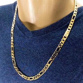 Cordão Corrente Ouro 18k 60cm Masculino