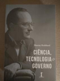 Livro - Ciência, Tecnologia E Governo
