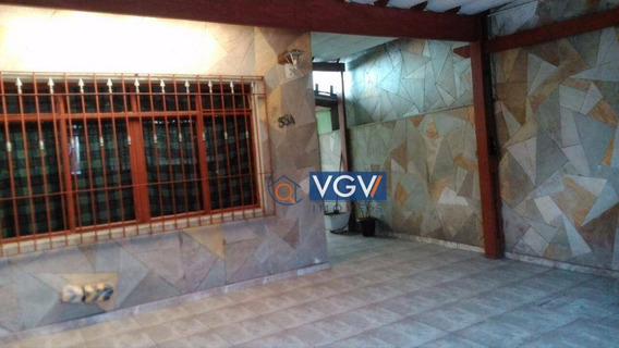 Sobrado Com 3 Dormitórios À Venda, 150 M² Por R$ 550.000,00 - Jabaquara - São Paulo/sp - So0361