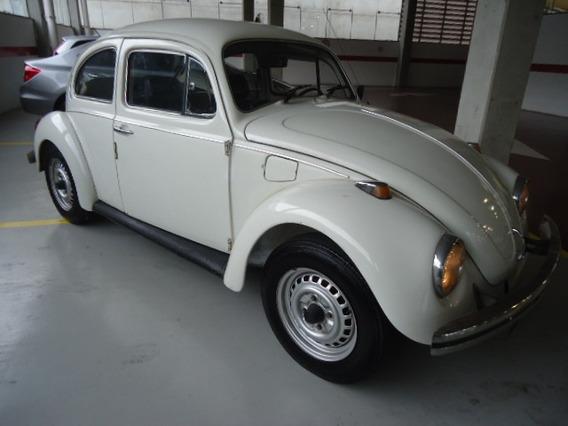 Fusca 1980 Original 1300 L