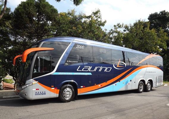 Ônibus Rodoviário Paradiso G7 1200 Leito Turismo Mercedes