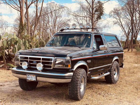 Ford Bronco Automóvil Suv