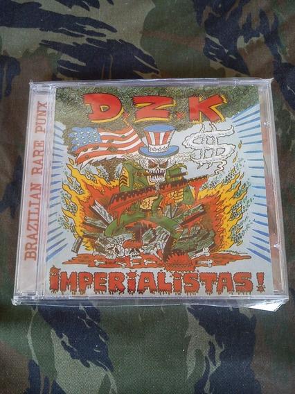 D.z.k. - Imperialistas Cd (novo)