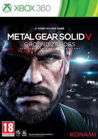 Jogo Metal Gear Solid V 5 Xbox 360 Midia Fisica Lacrado Nfe