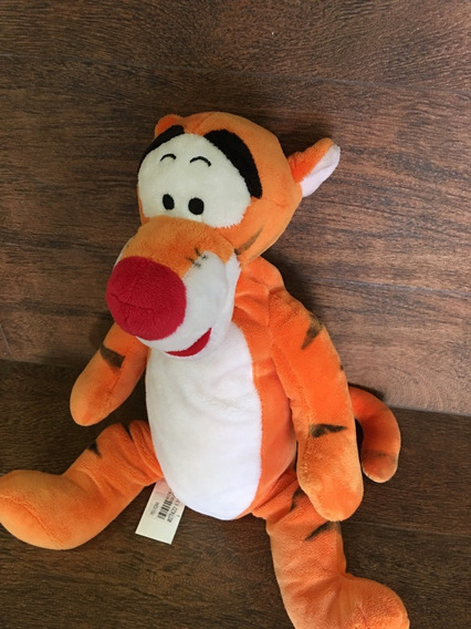 Boneco De Pelucia Tigrão Importado Original Disney