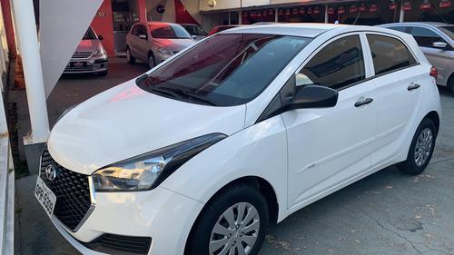 Hyundai Hb20 Unique 1.0 Branco 2019