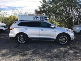 Hyundai Santa Fe 5p Limited L4/2.0 Aut 2018 Plata
