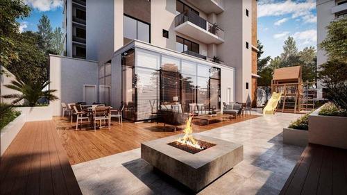 Apartamento Com 2 Dormitórios À Venda, 75 M² Por R$ 642.772,00 - Bigorrilho - Curitiba/pr - Ap3096