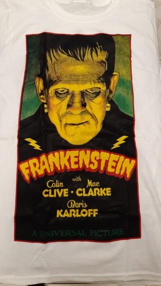 Camisa Pelicula-terror