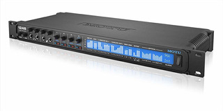 Placa Audio Motu 1248 Thunderbolt Audio Placa ®