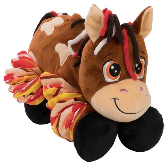 Cavalo De Pelúcia Boing Longs Pernas Esticam - 4729 Dtc